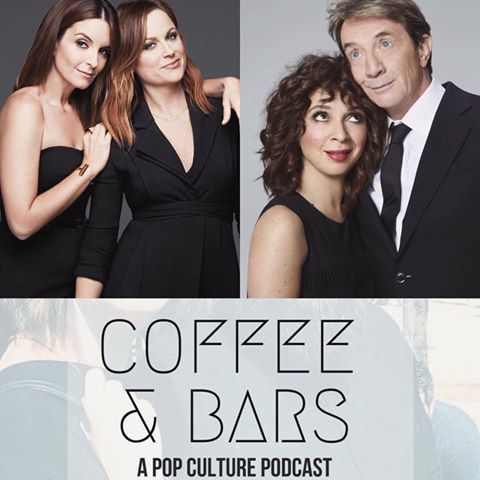 episode 9: 'espresso shot: maya & marty & tina & amy'