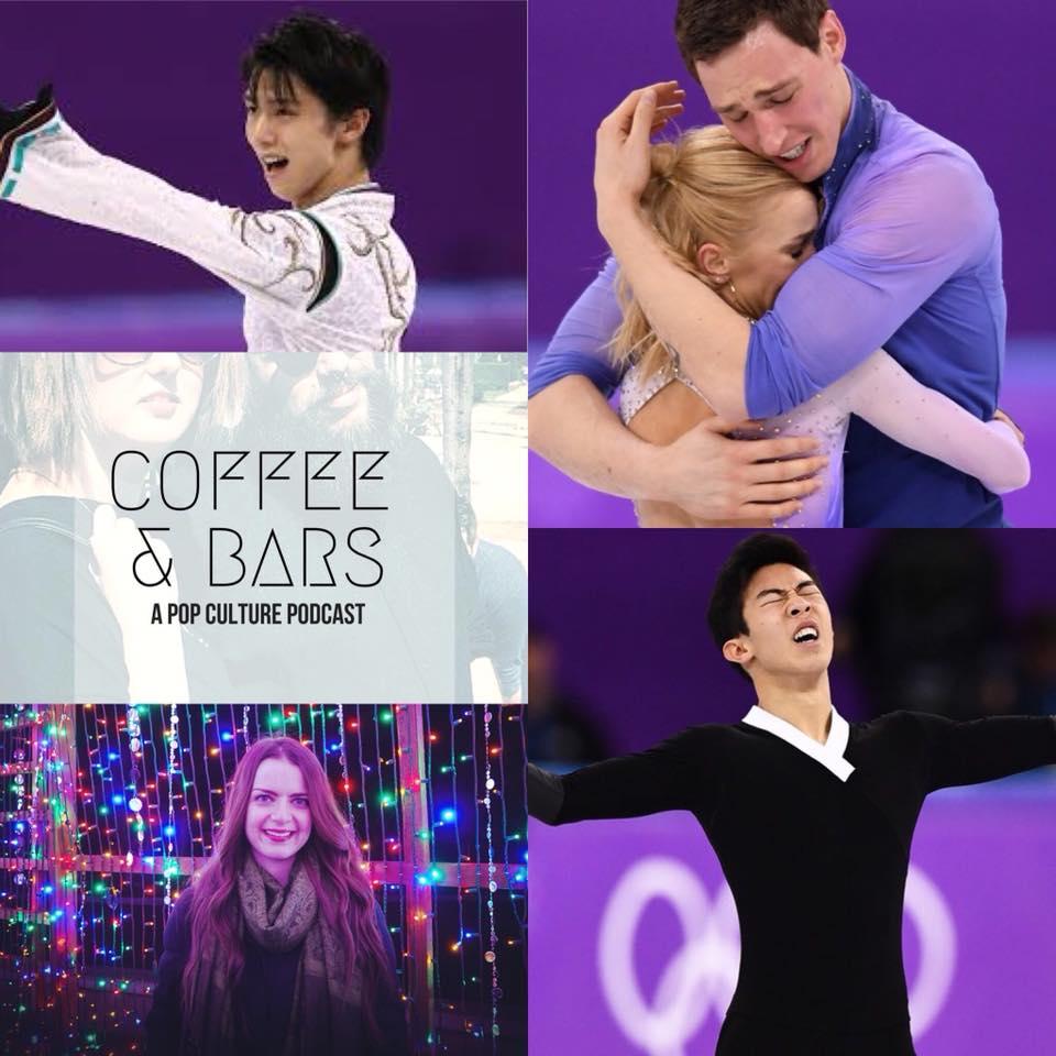 2018 olympic figure skating recap: pairs & men'sevents
